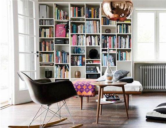 Cadeira de balanço - Eames