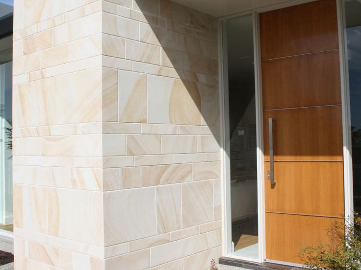 Traditional: Jilliby sawn traditional format walling, custom size
