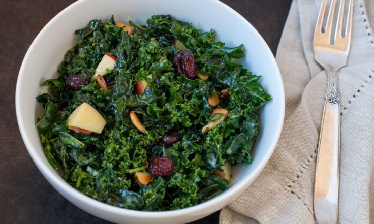 Treat your tastebuds to this knock-off of Whole Foods' Sweet Summer Kale Salad. Hopefully they don't sue me for this.