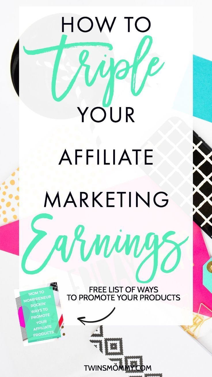 Check this interesting article on how the owner of the blog tripled her affiliate marketing earnings! Very worth reading! Click here to find out how + grab your guide of even more ways to promote your affiliate product.: https://twinsmommy.com/triple-affiliate-earnings/