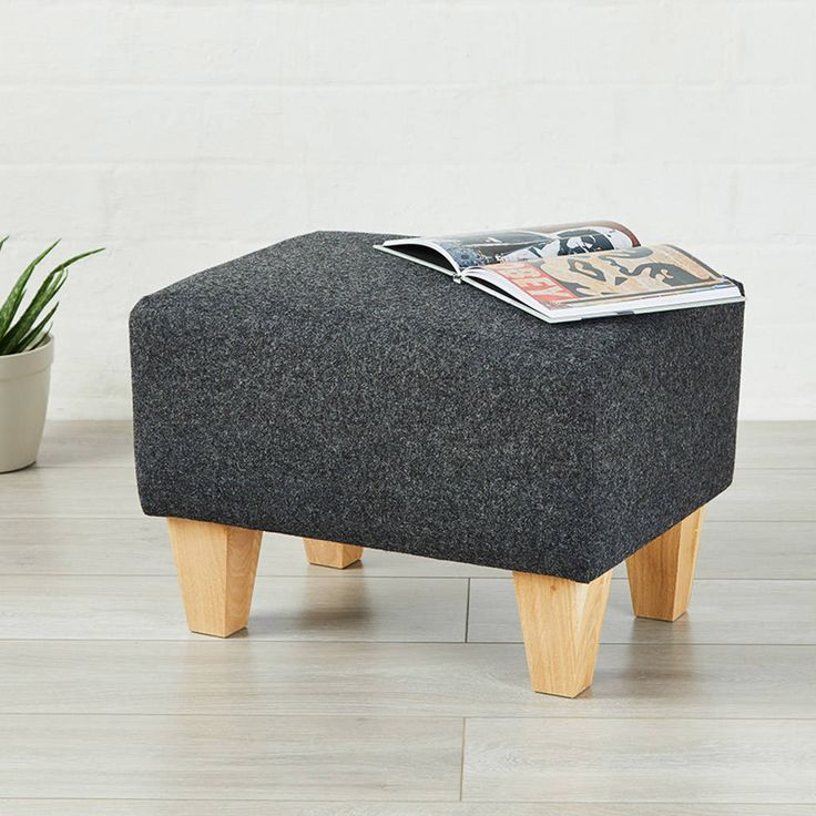 Are you interested in our Small Footstool? With our Wool Footstool you need look no further.