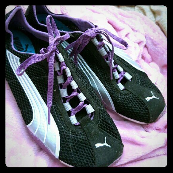 Rocker Soled Tennis Shoes