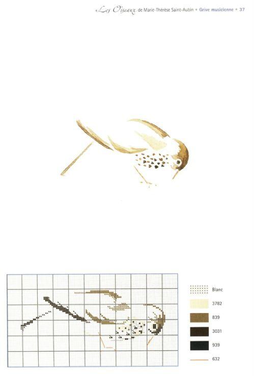 Gallery.ru / Фото #29 - Прозрачные птички - frango