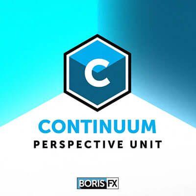 Boris Continuum Unit: Perspective 10