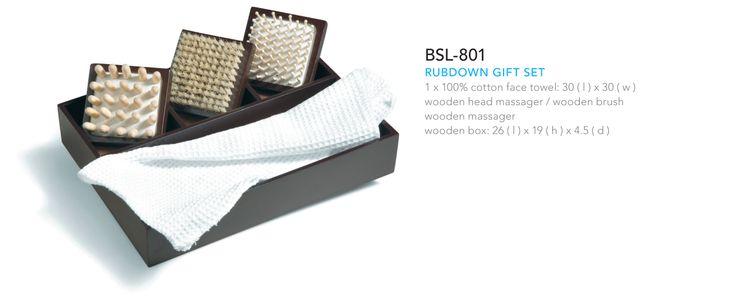 Rubdown Gift Set