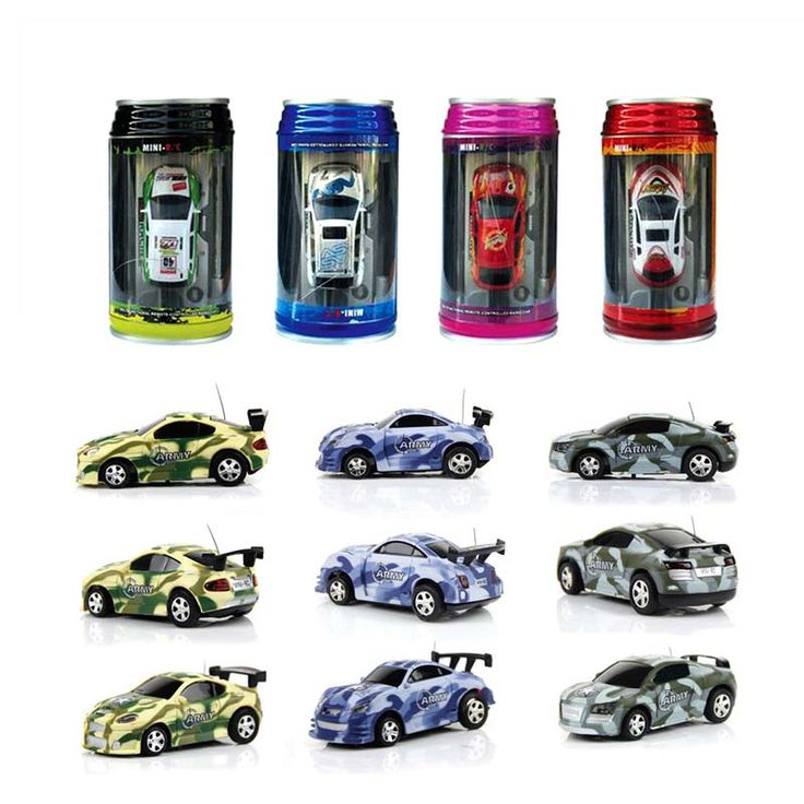 Coke Can Mini Rc Car Radio Remote Control 4CH 1/64 Mini Grenade Shape Vehicle Models Racing carrinho de controle Electric Cars //Price: $15.83 & FREE Shipping //     #RCQuadcopter