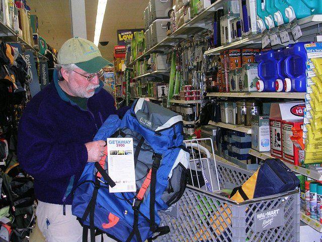 Beginner Backpacking on The Cheap