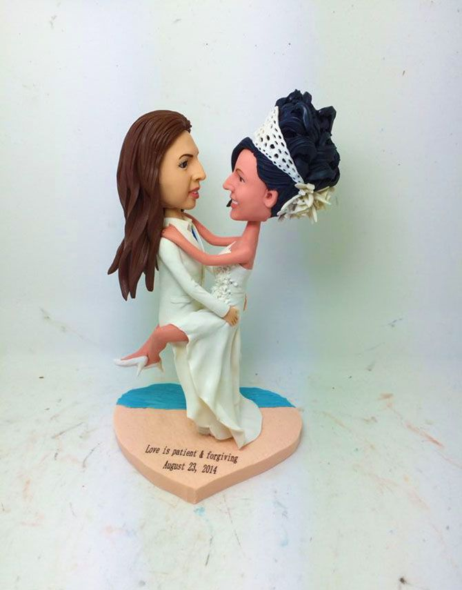 lesbian cake toppers 74 best images about wedding cake toppers on 5497