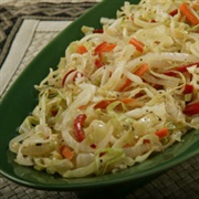 ODonnells Warm Cabbage Salad | Salads and Dressings | Pinterest