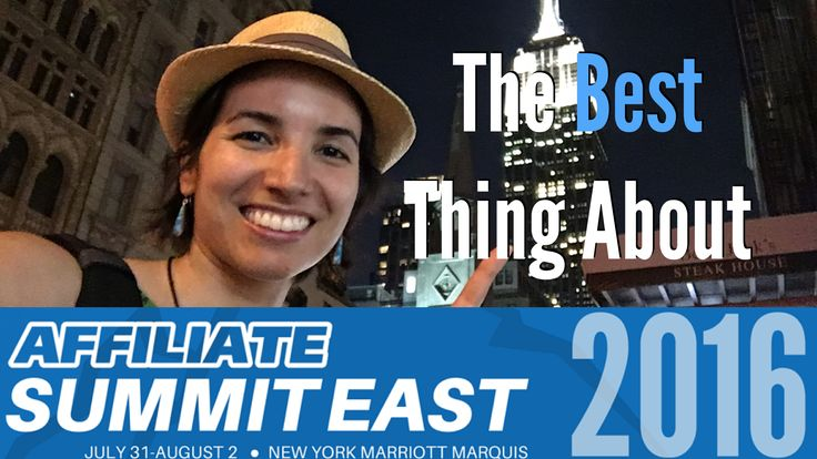 http://carolinamillan.net/the-best-thing-about-affiliate-summit  I've been in NYC for about 6 days now. The main reason I came was to attend Affiliate Summit East, the biggest conference and networking event for Affiliate Marketers in the industry. But the…