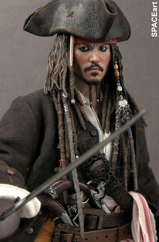 Fluch Der Karibik Jack Sparrow
