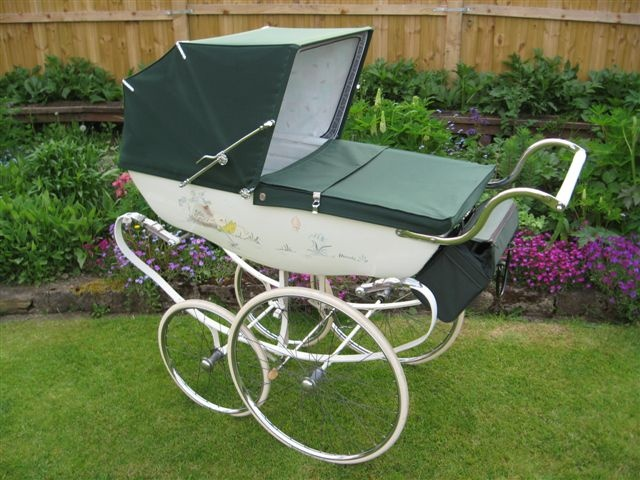 Vintage Baby Pram  Excellent on many men and women http://www.geojono.com/