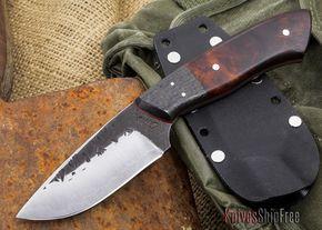 Carter Cutlery: Kajiki - Hand Forged Custom - #60
