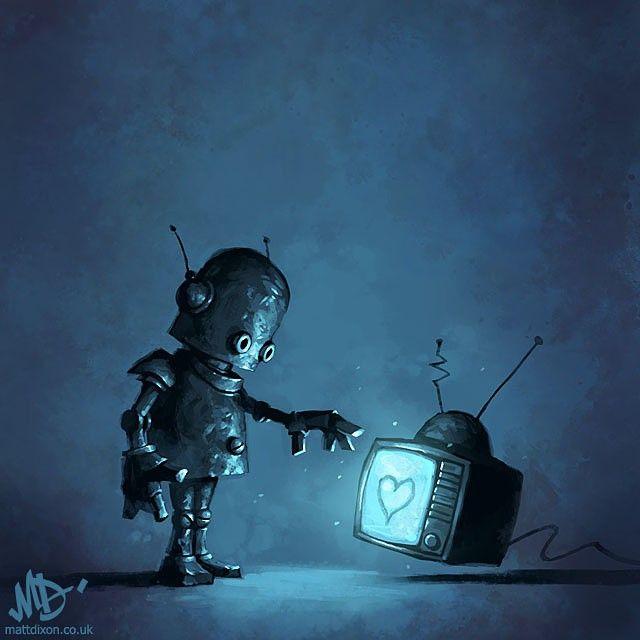 7 best Robot live images on Pinterest | Robot art, Art drawings ...