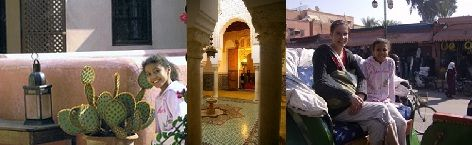 Family Friendly Marrakech Riads and Hotels