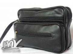 Etue alebo táto kožená príručná taška?