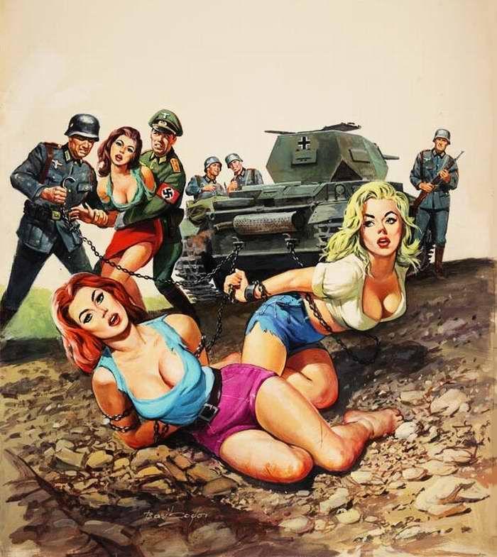 Bruce Minney bruce minney Google Search pulp art Pinterest