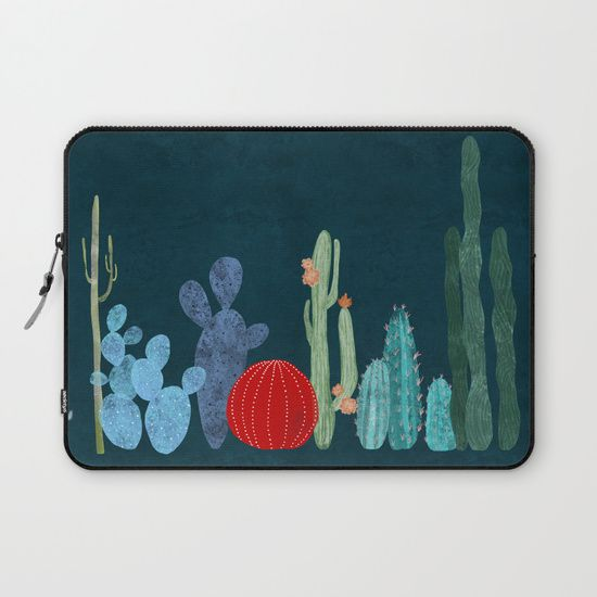 Protect your laptop with a unique Society6 Laptop Sleeve. Our form fitting, lightweight sleeves are created with high quality polyester - optimal for vibrant color absorption. The design is printed on both sides to fully showcase the artwork while keeping your gear protected. Pulling back the YKK zipper, you'll find the interior is fully lined with super soft, scratch resistant micro-fiber.