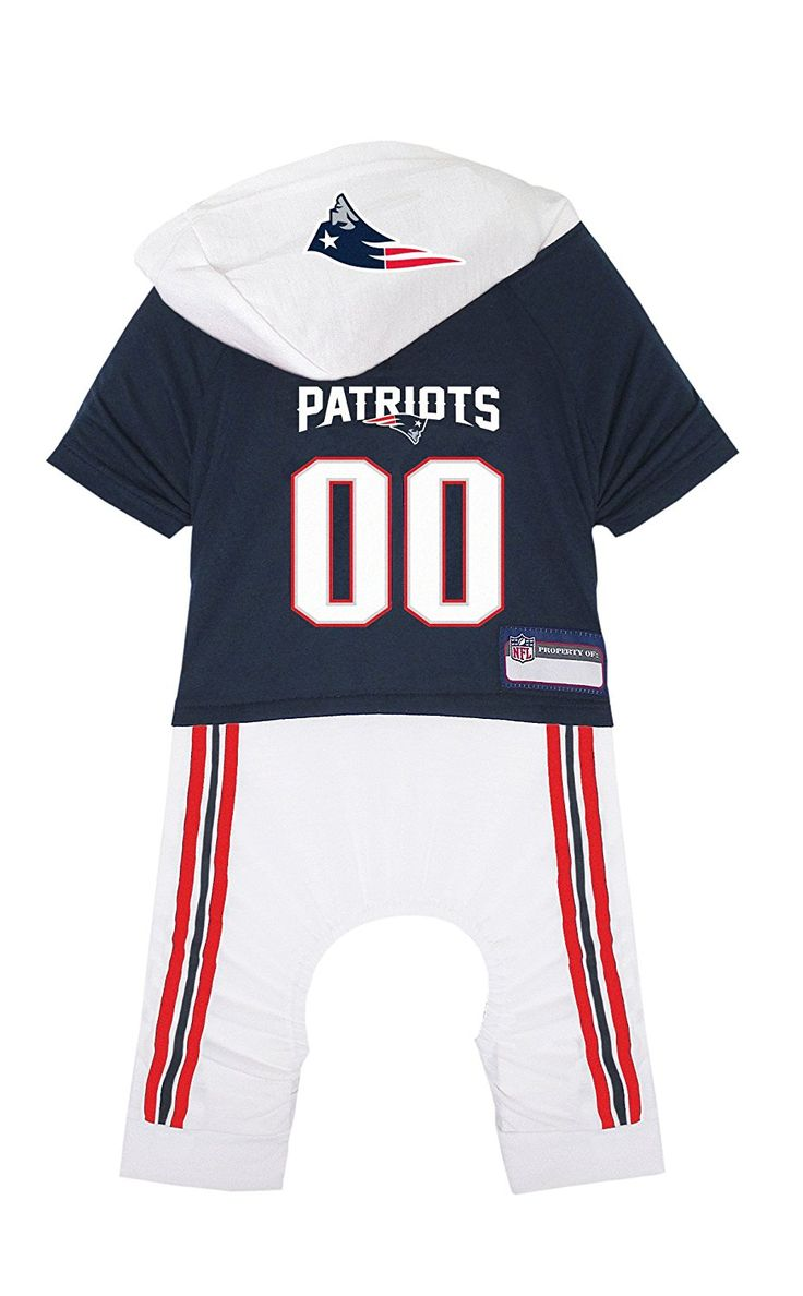 NFL New England Patriots Pet Onesie, Medium -- Check this awesome product by going to the link at the image. (This is an affiliate link and I receive a commission for the sales)