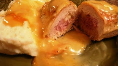 Slow Cooker Chicken Cordon Bleu