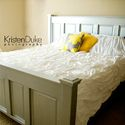 GREAT DIY bed!  What a cool transformation!!