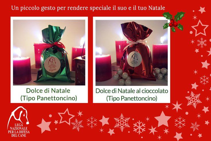 Un piccolo gesto per rendere speciale il suo e il tuo #Natale ♥ #panettone #shoppingsolidale #lamorelasciailsegno #oltrelaspecie #veg #cioccolato 👉 http://bit.ly/2fZqxxa