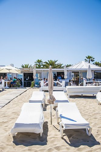 Sands, Ibiza beach restaurant