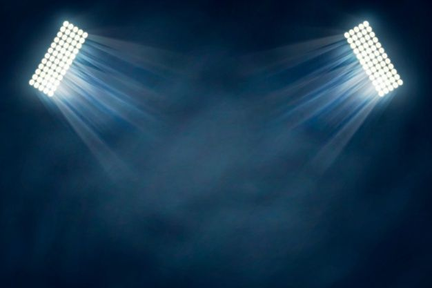Download Stadium Lights Effect With Mist For Free Stadium Lighting Lights Light Effect