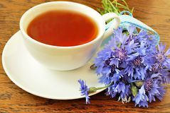 Chaber bławatek herbatka wlasciwosci