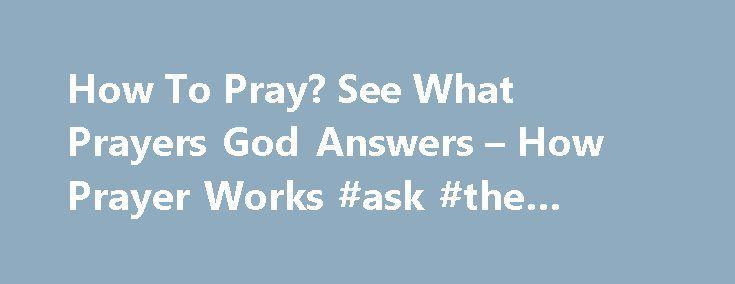 Best 20+ God Answers Prayers Ideas On Pinterest