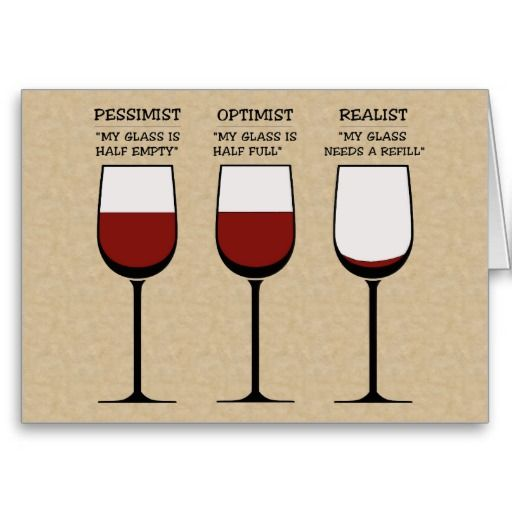Are You Pessimist, Optimist Or Realist? Check This Out