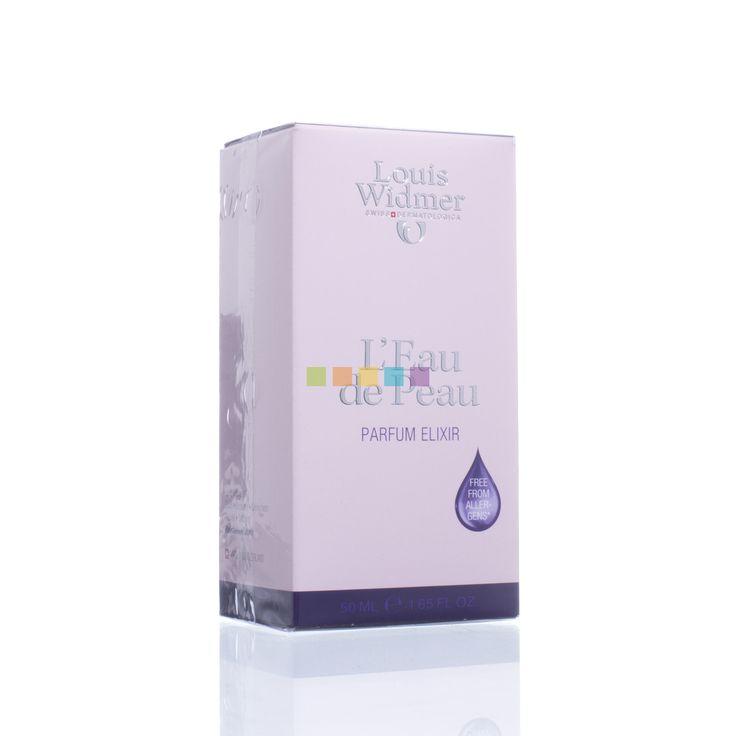 Het sensuele en elegante karakter van het Parfum Elixir zorgt voor een onweerstaanbare link met charme en verleiding. In het hart van het parfum versmelten de frisse en heldere topnoten met een hartstochtelijke roos, een bedwelmende jasmijn en fantastische poederige noten van iris. De romige basis geeft het parfum een schitterende textuur, omhult het in een wolk van muskus en geeft het geheel een magisch en passioneel aura. Parfum Elixir van Louis Widmer nu verkrijgbaar bij PharmaMarket!