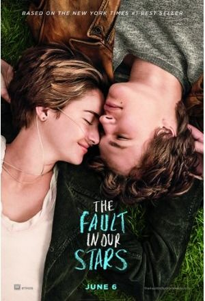 The Fault in Our Stars (2014) poster