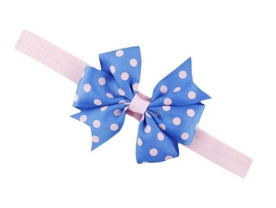 Blauw roze