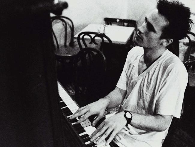 Jeff Buckley by Merri Cyr, 1993.