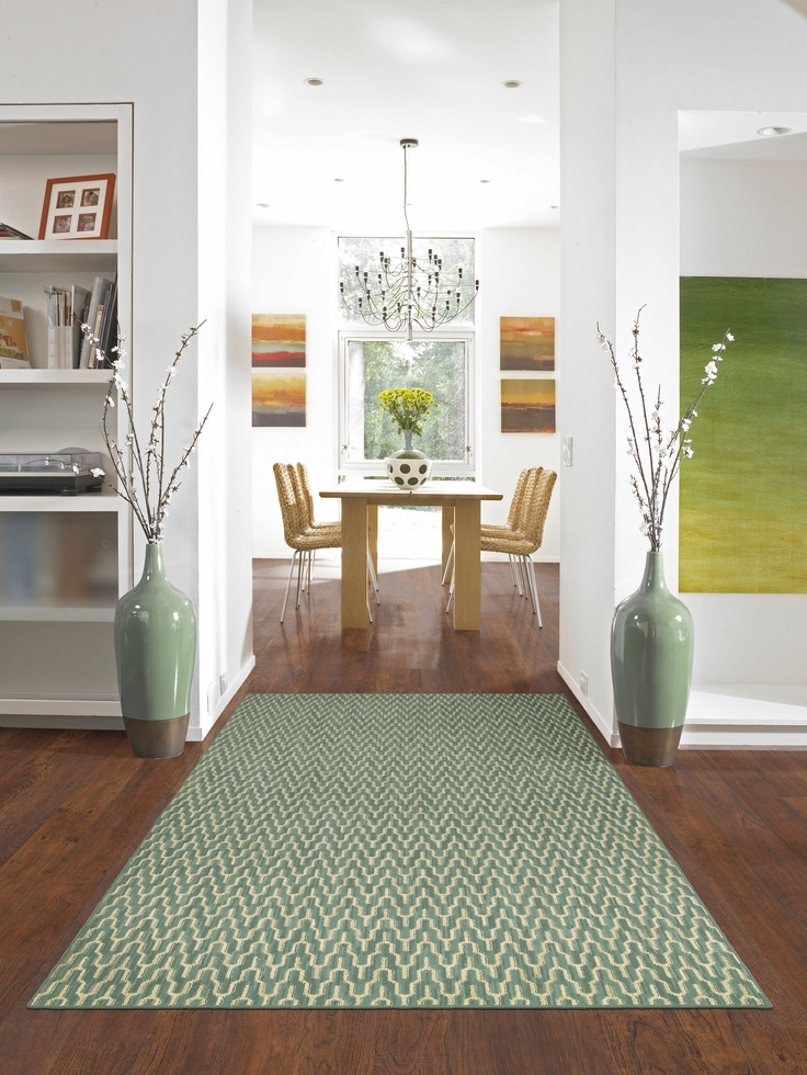Hgtv home area rug by shaw floors in style nirvana color - Carpet or laminate in living room ...