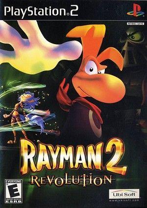 Rayman 2 Revolution