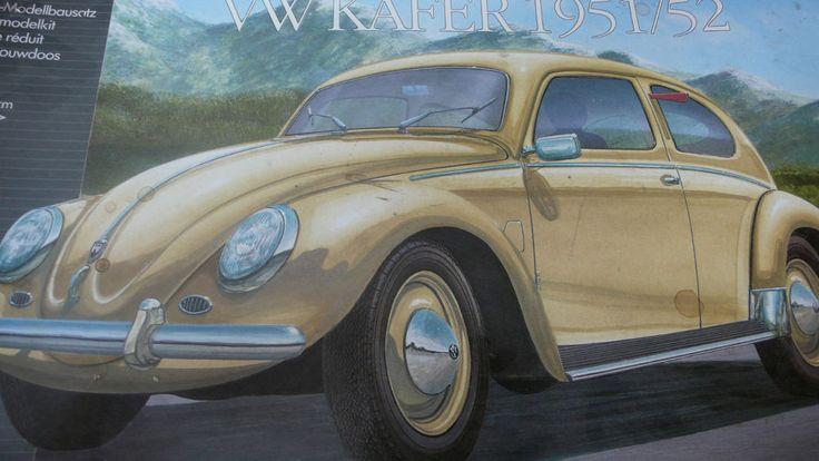 Revell VW Käfer 1:16, Revell 7488, Revell Käfer, Classics, im OVP unverbastelt !