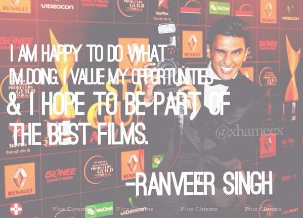 @xhameex: Indeed you will be superman, make the right choices & soon you'll become unbeatable!  @RanveerOfficial 's quote!