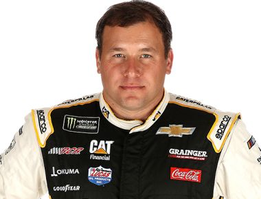 MONSTER ENERGY NASCAR CUP SERIES:      Ryan Newman:  No. 31  -  MAKE:  Chevy  -  TEAM:  RICHARD CHILDRESS RACING  -    DATE OF BIRTH: DEC 8, 1977  -    ROOKIE YEAR: 2002  -    Ryan Newman competes full-time in the Monster Energy NASCAR Cup Series for Richard Childress Racing. Newman is the 2002 Sunoco Rookie of the Year who has 18 career wins, including the 2008 Daytona 500 and the 2013 Brickyard 400. Newman also has seven career wins in the XFINITY Series and one career win in the…