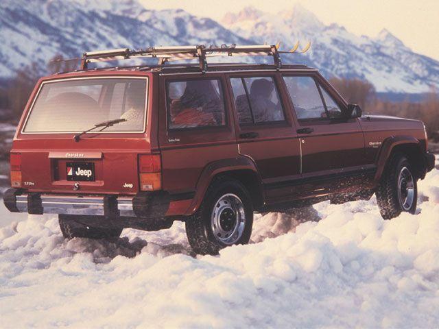 Jeep Cherokee «XJ»: quand la French Touch révolutionna l'Amérique ! | Boitier Rouge