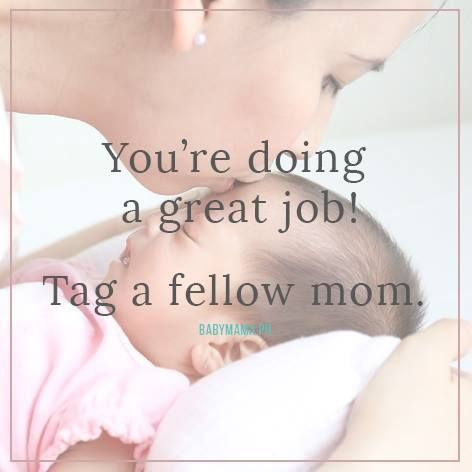 You're doing a great job, Mom! 👍 Spread the love and tag your Mommy friends! 😘😘😘 #BabyandMother #BabyClothing #BabyCare #BabyAccessories
