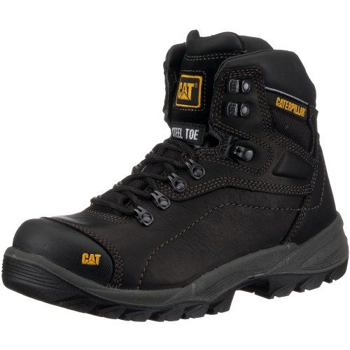 Caterpillar CAT Footwear Mens Diagnostic Hi S3 Safety Boots, Black, 9 UK No description (Barcode EAN = 0040707056849). http://www.comparestoreprices.co.uk/december-2016-4/caterpillar-cat-footwear-mens-diagnostic-hi-s3-safety-boots-black-9-uk.asp