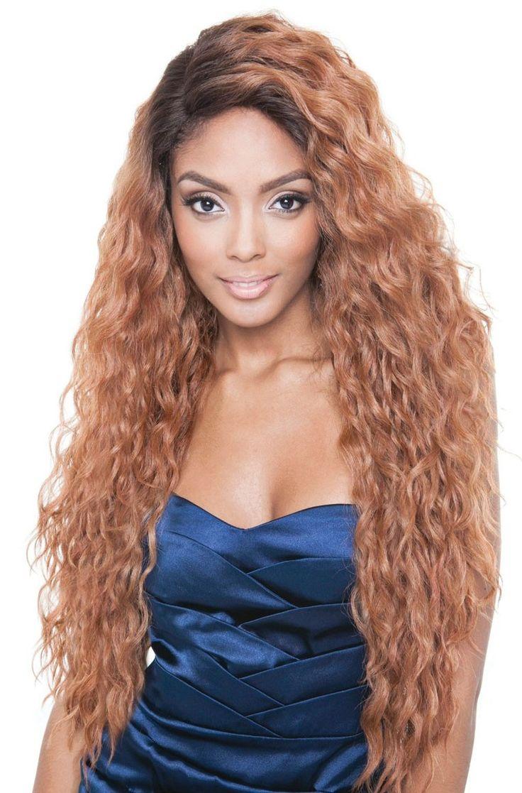 Ebony line wigs