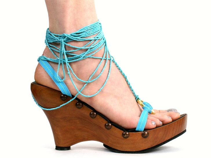 sandalo di Mohop  #vegan #scarpe