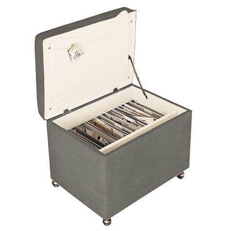file storage ottoman for the home pinterest ottoman