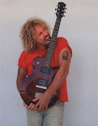 Sammy (The Red Rocker) Hagar, creator and owner of Cabo Wabo...