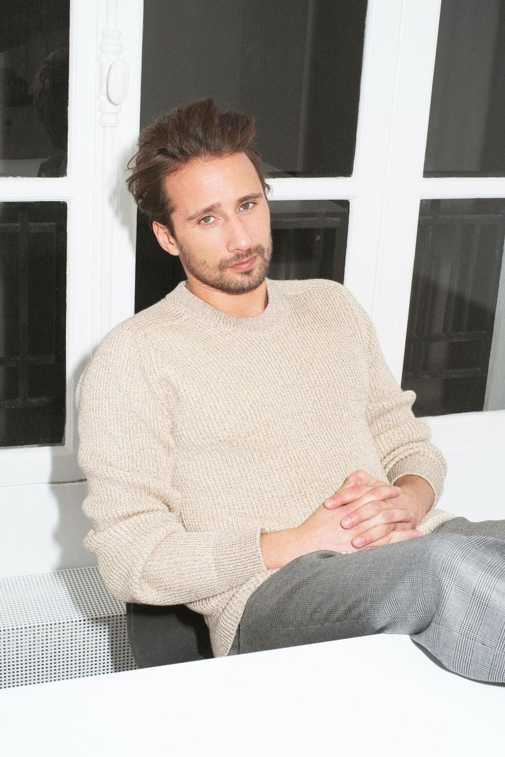 "Matthias Schoenaerts. Belgian actor. Loved him in ""A Little Chaos"" with Kate Winslet."