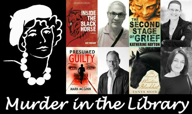 Crime Watch: Murder in the Library - Christchurch - 30 May 2017...