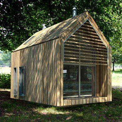 Prefab Tiny House With Solar Panels Prefab Homes Bob